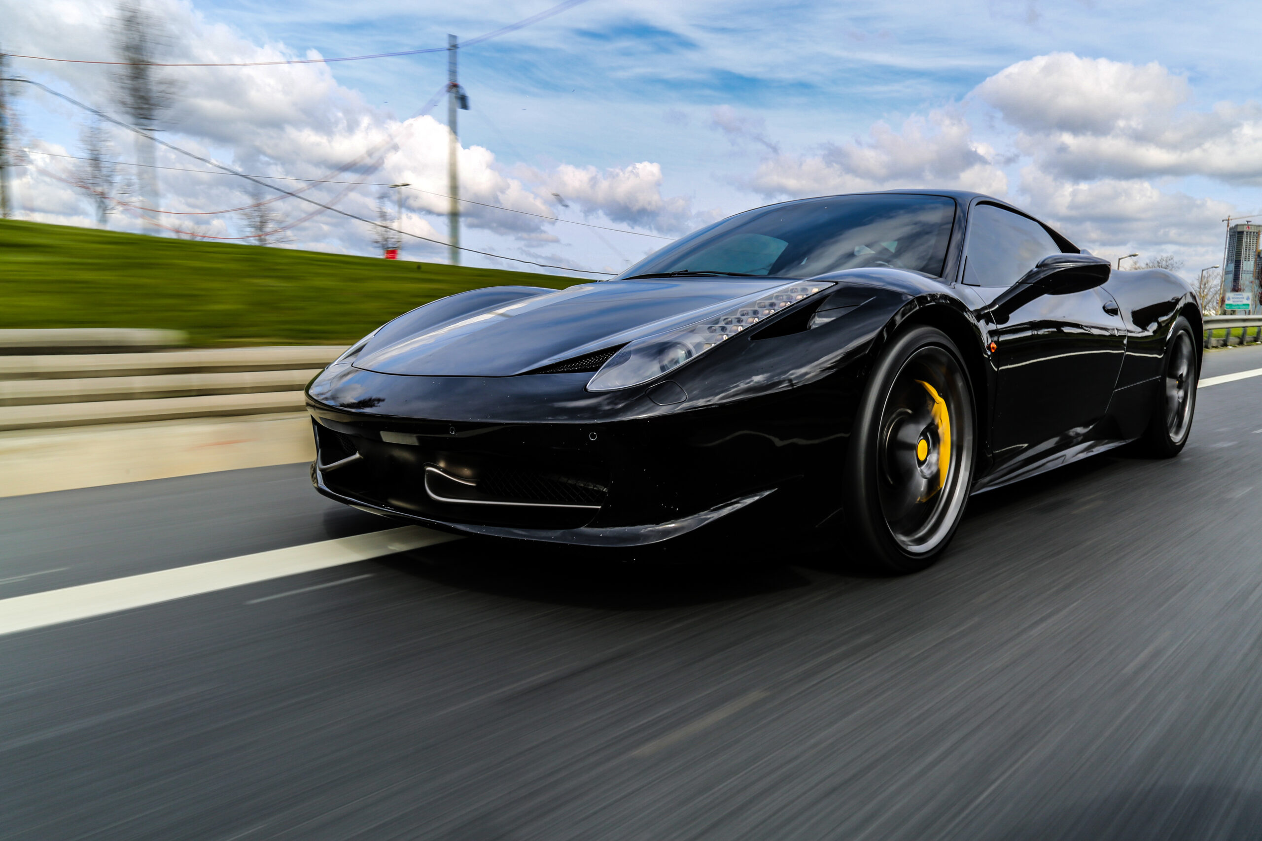 Hvilken bil er din drømmebil?